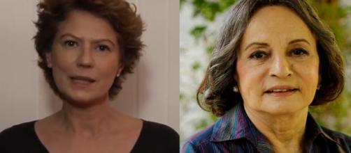 Patrícia Pillar e Joana Fomm foram duas das famosas que superaram a doença. (Fotos: Reprodução/Instagram)