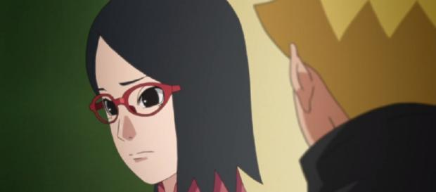 Boruto Chapter 96 spoilers: Namida to learn a new technique. Image credit:Crunchyroll Collection/YouTube screenshot