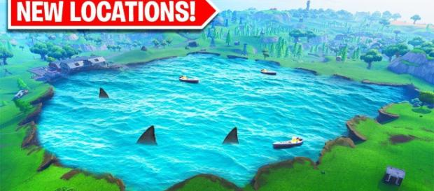 New Fortnite Season 8 location has been leaked. Credit: FriendlyMachine / YouTube