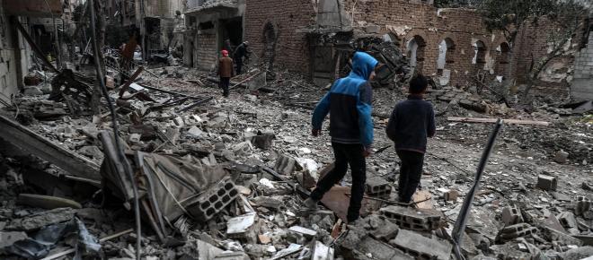 La larga historia de injerencias estadounidenses en Siria