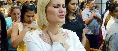 Andressa Urach é nomeada a cargo político no RS. (Foto: Reprodução/Arquivo Blasting News)