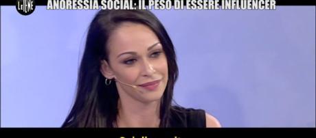 Valentina Dellari, la donna è stata intervistata dalle Iene