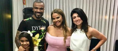 Após ser detida, mãe de Alexandre Pires paga fiança e é liberada (Reprodução/Instagram)