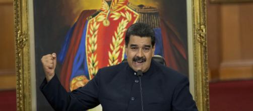 Chanceler da Venezuela diz que Maduro quer reunião com Trump. (Reprodução)