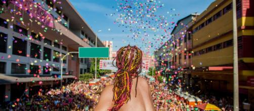 Muitos brasileiros aproveitam a data para descansar, porém o carnaval oficialmente não é feriado. (Imagem BN)