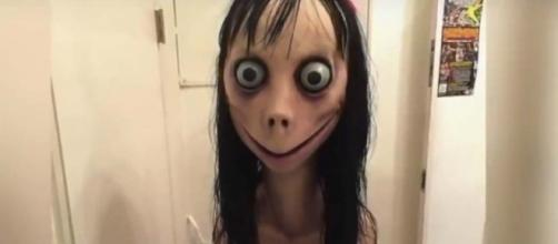 "The potentially deadly ""Momo Challenge"" has reached the UK. [Image WPTV News 