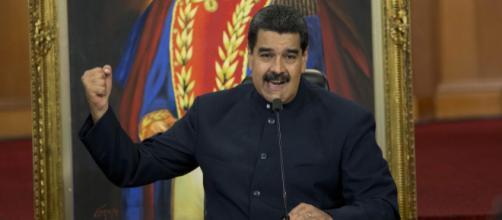Nicolás Maduro, presidente venezuelano (Imagem: Reprodução/BlastingNews)