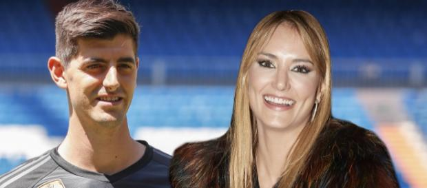 Alba Carrillo y Thibaut Courtois están juntos - Bekia Actualidad - bekia.es