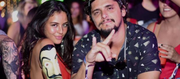 Bruno Gissoni se revolta após Yanna Lavigne ser apontada como pivô de separação (Foto: Reprodução)