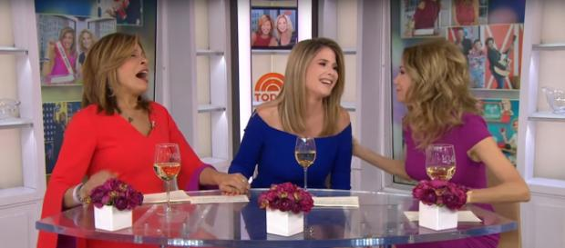 Jenna Bush Hager will take a seat beside Hoda Kotb on 'Today' after Kathie Lee Gifford's last day. [TODAY / YouTube screencap]