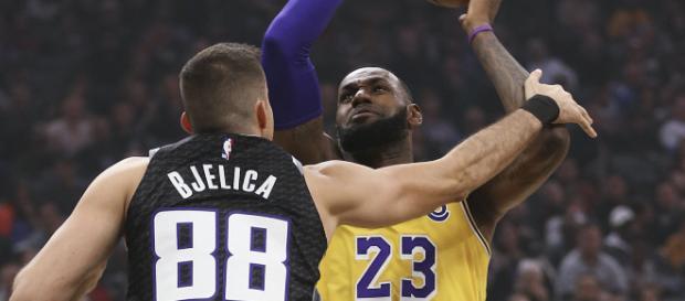 Les Lakers et les Kings à la lutte pour un spot en playoffs | Inquirer Sports - inquirer.net