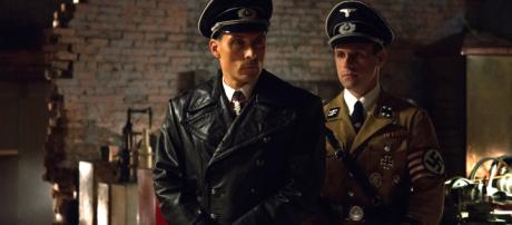 """A selection of new and classic sci-fi films and series on Amazon Prime, like """"The Man in the High Castle"""" . [Image Amazon Prime Video/YouTube]"""
