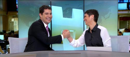 8 Jornalistas que decidiram se desligar da Globo (Foto: Reprodução)