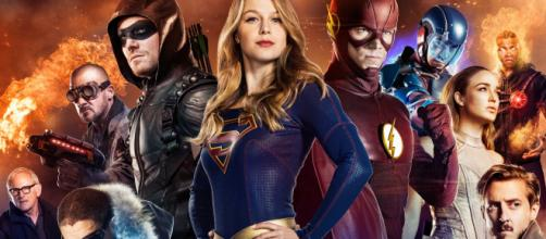 Arrowverse: Arrow - Supergirl - The Flash - Legends Of Tomorrow