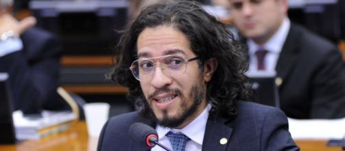 Jean Wyllys critica Moro em Portugal - (Foto : Gabriela Korossy/Divulgação/ Câmara dos Deputados)