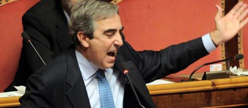 Maurizio Gasparri (Forza Italia).