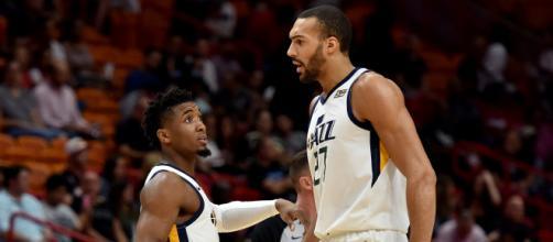NBA : Gobert a inscrit un nouveau double-double