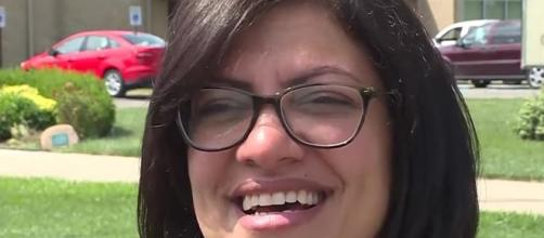 Representative Rashida Tlaib calls out racism at the hearing of Michael Cohen - Image credit - Voice of America | Wikimedia