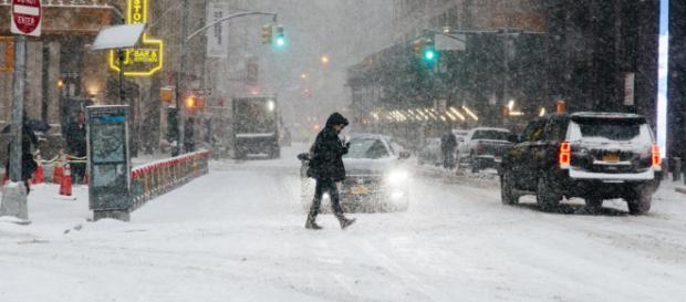 Estado de emergencia en Nueva York por fuertes tormentas. - andina.pe