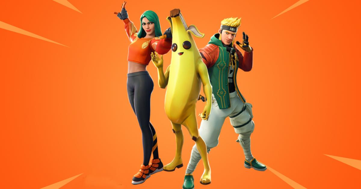 Fortnite Season 8 Banana Skin Pictures Fortnite Aimbot Pc Free