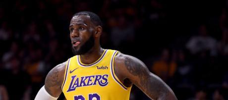 LeBron James pourrait rater les playoffs cette saison avec les Lakers - lefigaro.fr