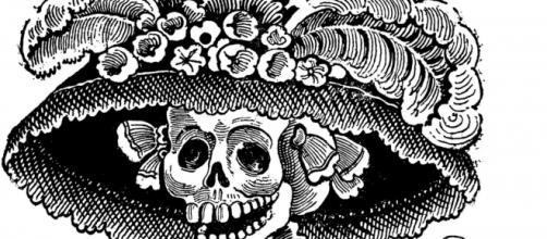 "La Catrina fue originalmente llamada ""La Calavera Garbancera"" ... - pinterest.com"