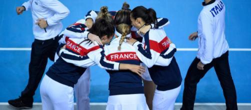 L'équipe de France affrontera la Belgique les 9 et 10 février prochain.