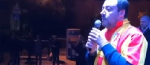 Salvini risponde ai contestatori senza essere politically correct