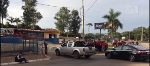 Sobreviventes de caminhonete relatam drama vivido e como se salvaram - Foto/Reprodução/G1