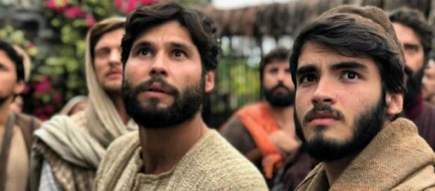 Jesus será criticado pelos fariseus e judeus (Foto: Record TV)