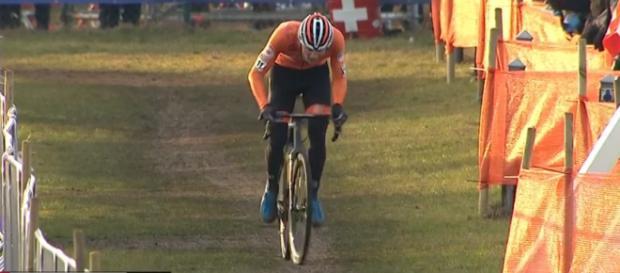 Mathieu Van Der Poel, secondo titolo iridato nel ciclocross