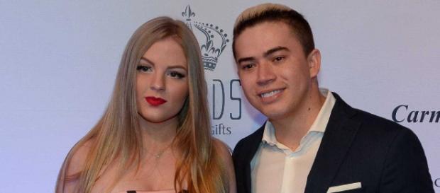 Whindersson Nunes comenta sobre a foto da esposa vazada na web - Fonte: Francisco Cepeda/AgNews