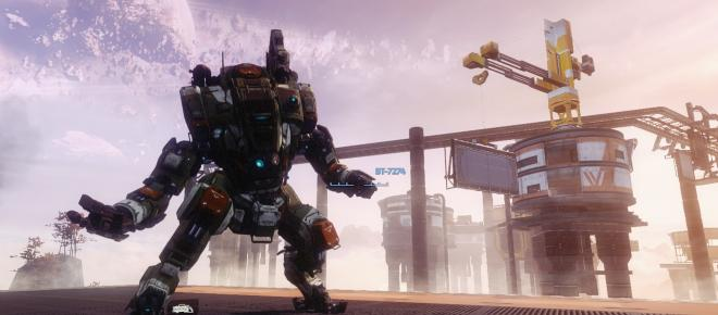 Titanfall: New battle royale game features fast kinetic infantry gameplay