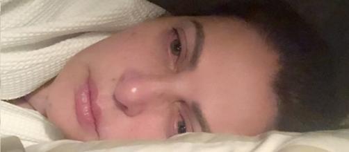 Atriz dividiu o luto com seus seguidores nas redes sociais (Foto Reprodução / Instagram)