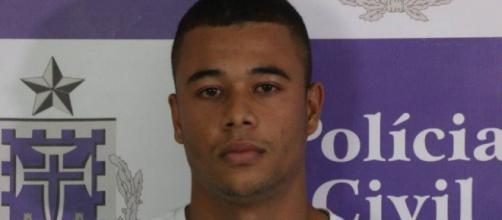 Bruno Kaíque Santana Santos (Reprodução)