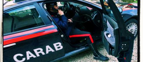 I Carabinieri hanno individuato gli autori del pestaggio.