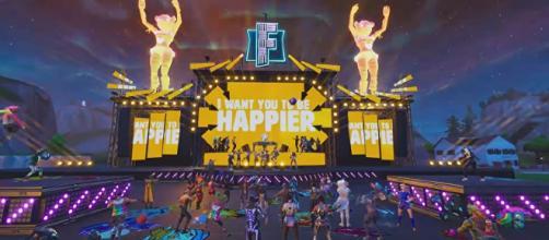 La comunidad de Fortnite está de acuerdo con que este fue el mejor evento musical del año.