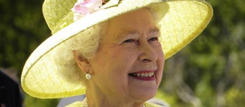 La Regina Elisabetta II di Windsor