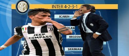 L'Inter di Conte e Paulo Dybala, per ora è solo fantacalcio