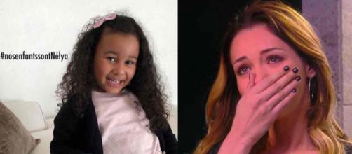 Nabilla Benattia dénonce le harcèlement dont est victime la petite Nélya.