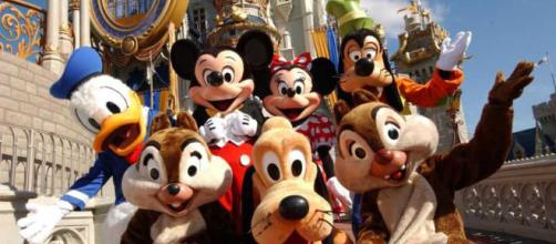 Personagens da Disney (Foto divulgação)