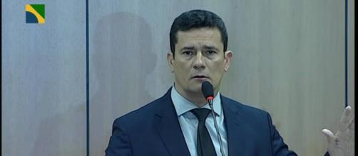 Sergio Moro traz pacote anticrime e apresenta para os governadores - (Foto/Reprodução/G1)