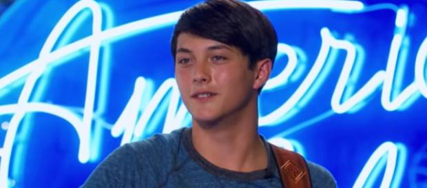 American Idol 2019 spoilers say Laine hardy made it to the Top 20 in season 17 of 1029 - Image credit American Idol | YouTube