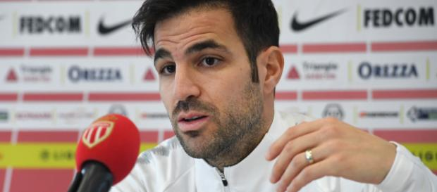 Ligue 1 transfer news: Fabregas admits Monaco move was mostly for ... - goal.com