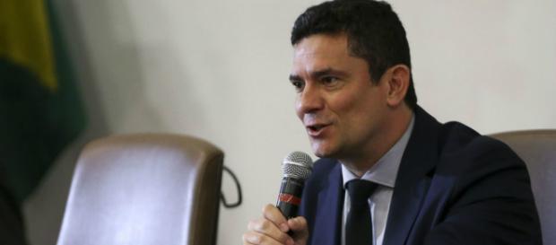 Moro apresenta pacote anticrime (Marcelo Camargo/Agência Brasil)