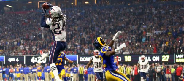 The Patriots are No.1 in the early power rankings for 2019. [Image via USA Today Sports/YouTube]