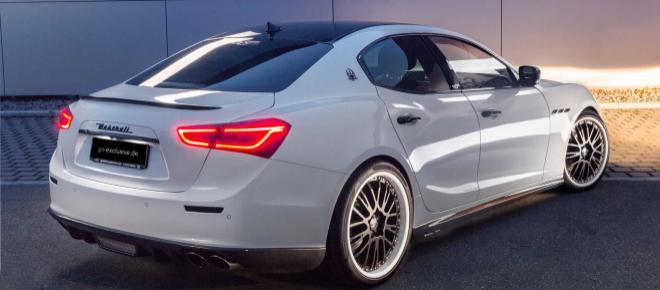 Maserati Ghibli prima a gennaio, ma l'ecotassa danneggia la vendita delle auto di lusso