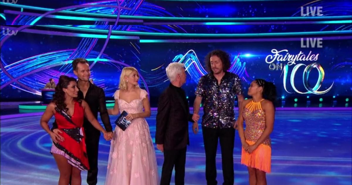 Dancing On Ice 2019 It S A Fairytale Week For The Celebrities