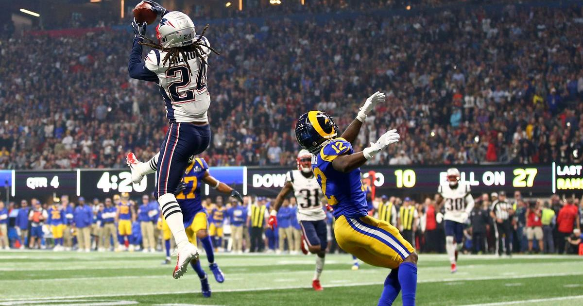 low priced aedaa fa7ba NFL Power Rankings 2019  Patriots No 1 after Super Bowl, Browns, Colts rise  in early poll