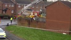 Stafford house fire leaves four children dead and a child and two adults injured